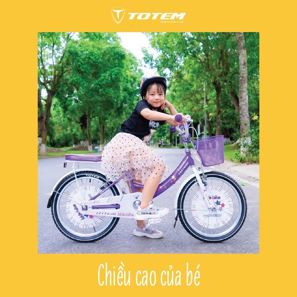 Xe đạp TOTEM AG20