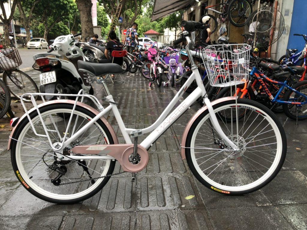 Xe đạp Makefee 24