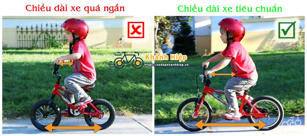 kinh nghiệm mua xe đạp cho bé