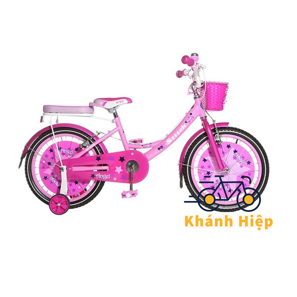 xe đạp cho bé gái 4 5 6 tuổi