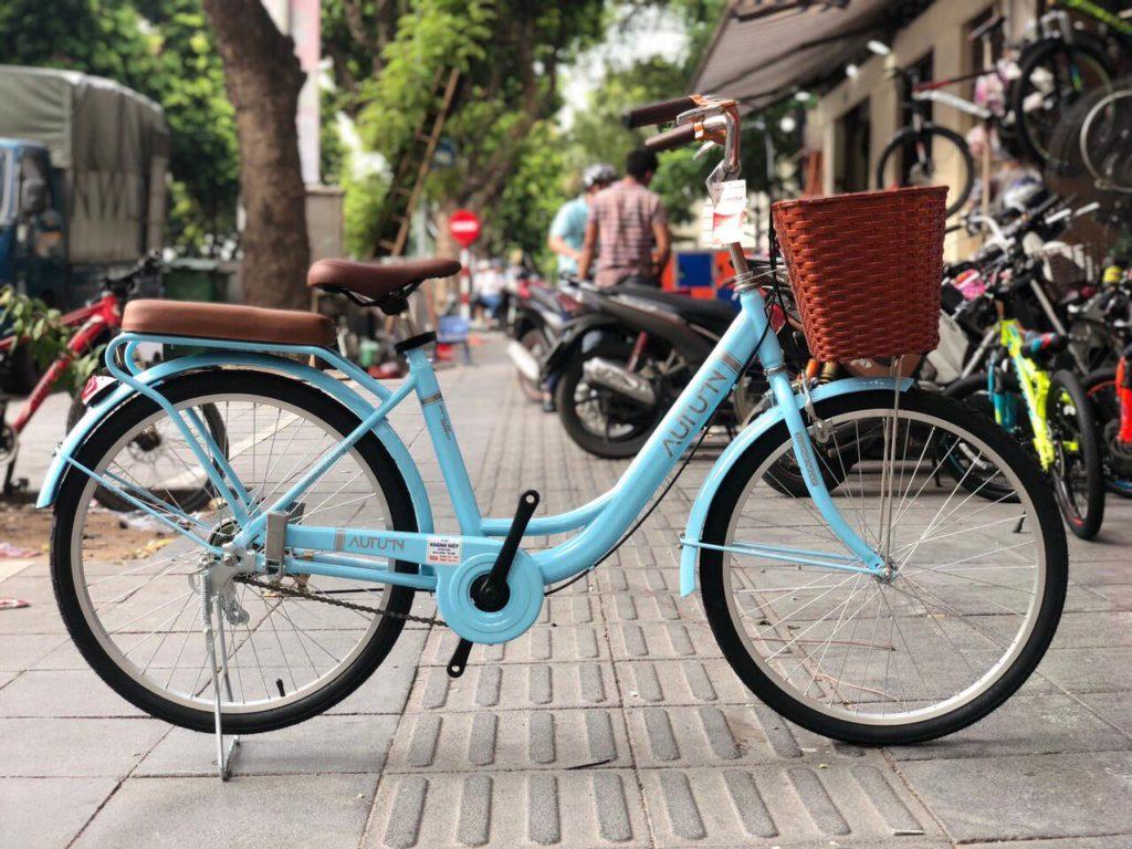 xe đạp mini cho học sinh