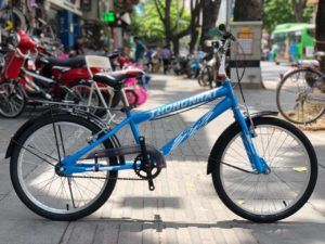 Xe đạp Việt Nam sản xuất