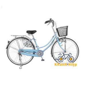 Xe đạp mini Nhật CAT2611 xanh