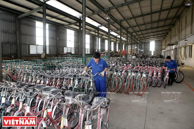 đại lý xe đạp thống nhất tại hà nội