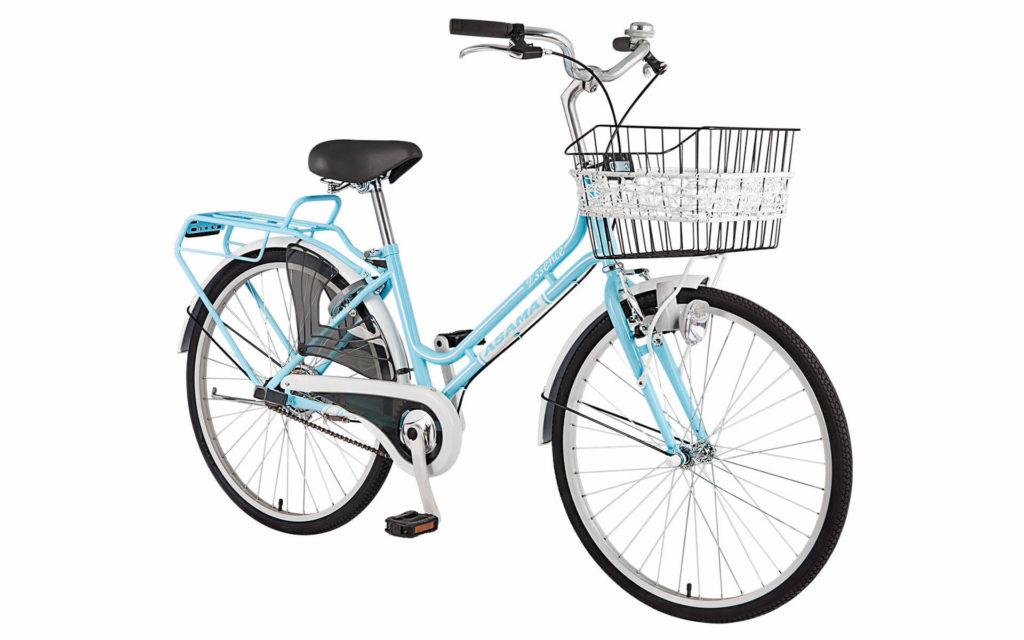 Xe đạp Asama PU24