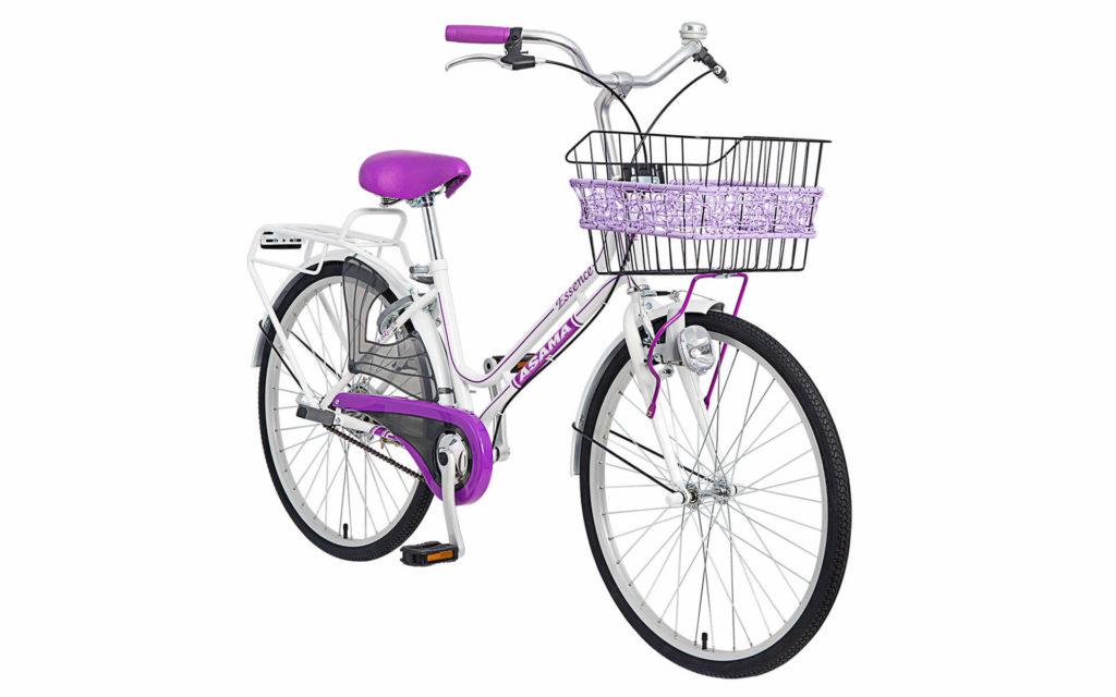 xe đạp thành phố asama