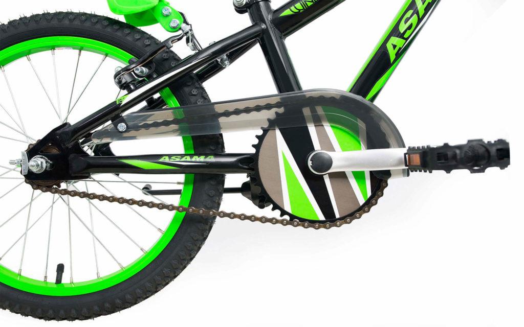 Xe đạp Asama KZB-1802